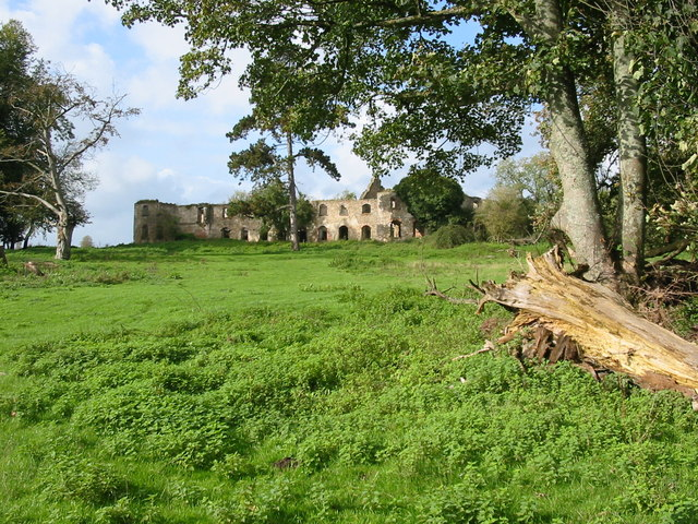 Ruins at Piercefield House Chepstow