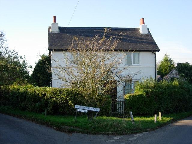 Corner Cottage, Romney Street, Sevenoaks