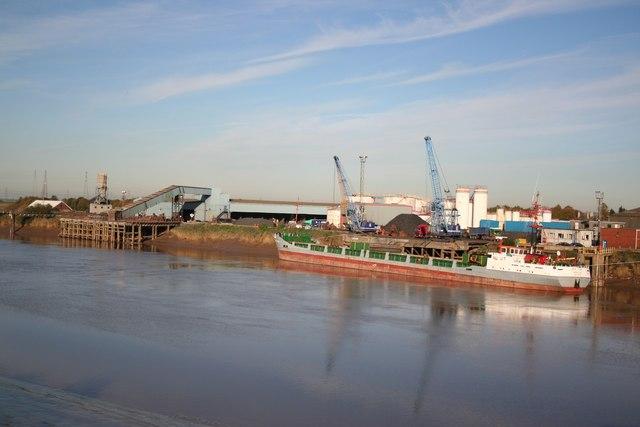 Gunness Wharf
