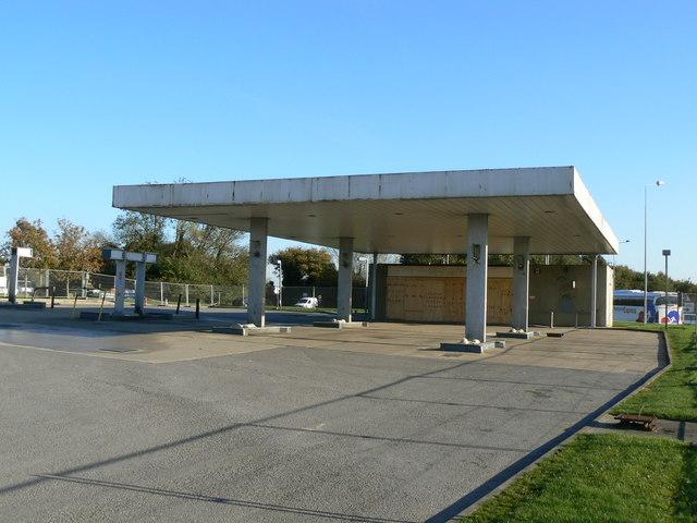 Former BP service station A419 Blunsdon