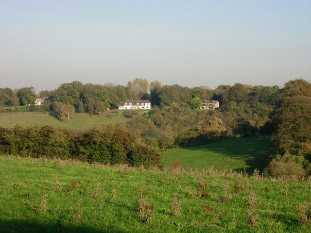 View from Bower Lane near Romney Street