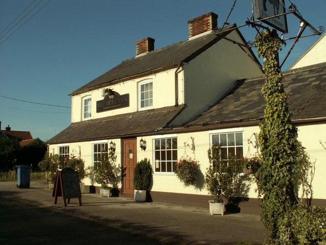 'The Bull Inn' on Bury Road