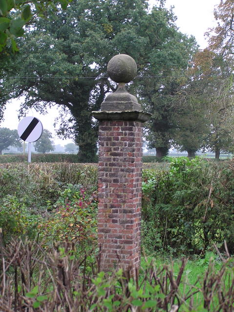 Stone Pillar, Darnhall Knobs