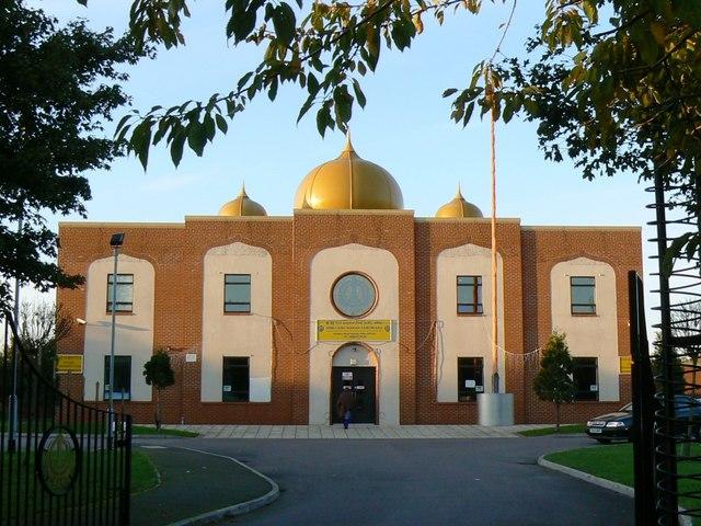 Sikh Temple Kembrey Street Swindon