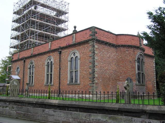 St Bartholomew's Church, Church Minshull