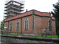 SJ6660 : St Bartholomew's Church, Church Minshull by Graham Shaw