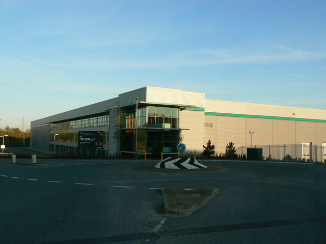 Prologis Park DC2 building South Marston Swindon