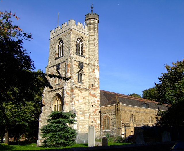 West Ham Church