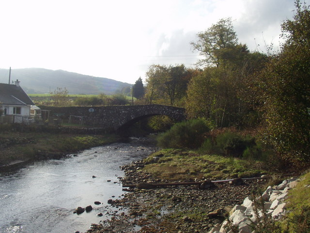 Inverneill Old Bridge