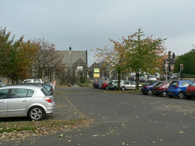 Fink Hill Car Park and St Margaret's Church Hall, Horsforth