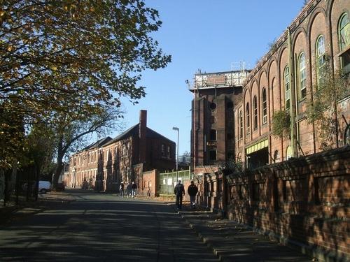 Springfield Brewery - Grimstone Street