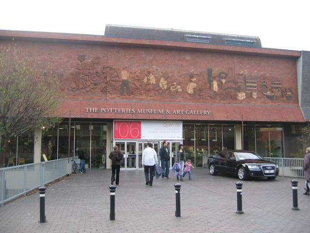 Hanley Museum and Art Gallery