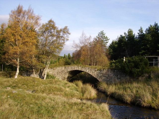 Bridge at Insharn
