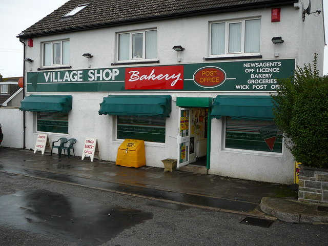 Wick Village Shop