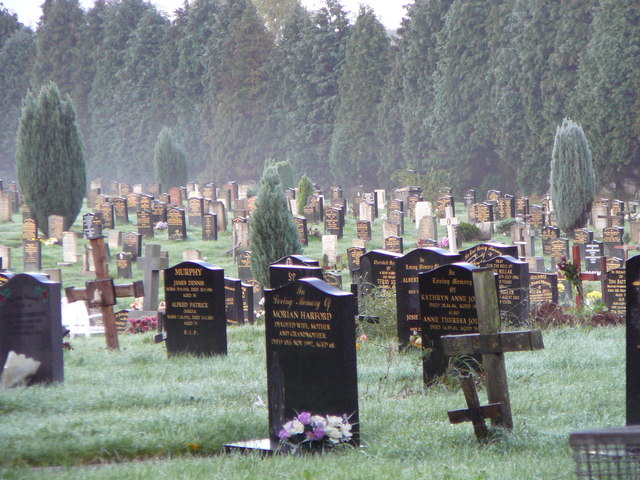 Western cemetery, Ely
