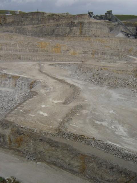 Pant-y-Pwll Dwr Quarry, Halkyn Mountain (2 of 4)