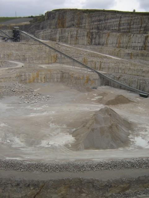 Pant-y-Pwll Dwr Quarry, Halkyn Mountain (3 of 4)
