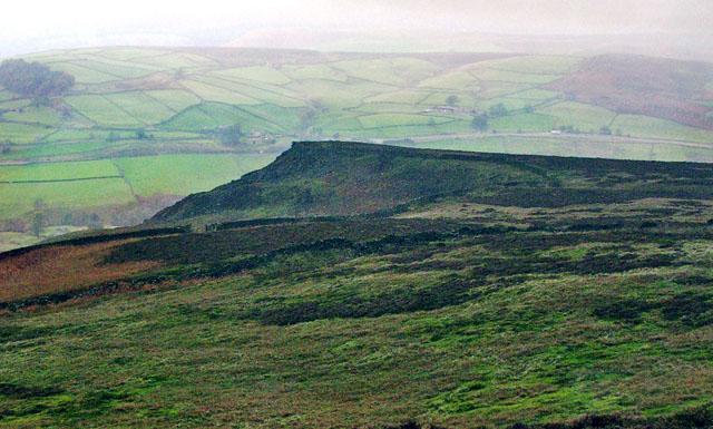 Little Crag, Beamsley Moor