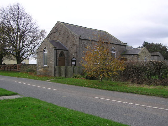 Primitive Methodist Chapel : Wind Mill