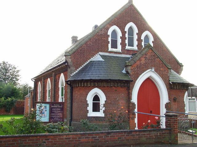 Bradwell Methodist Church