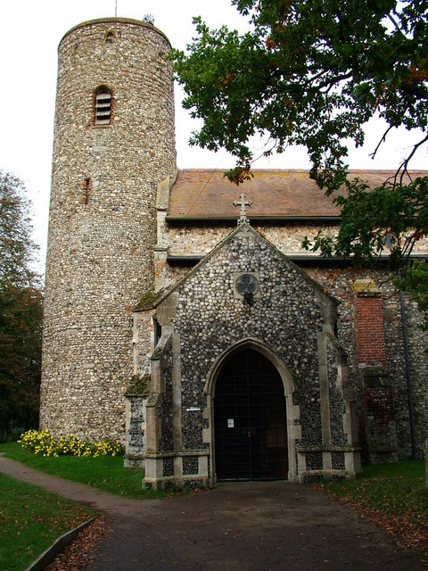 St Nicholas Church,Bradwell.