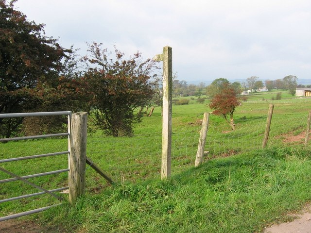 Footpath to Kniveton