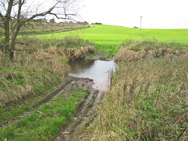 Ford over the River Browney