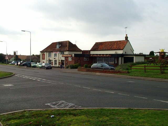 The Sun Public House. Bradwell