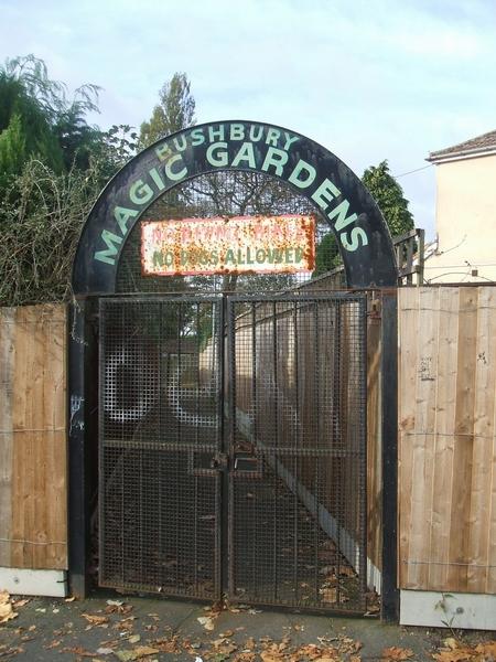 The Magic Garden, Bushbury