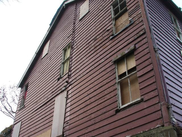 Derelict House near Birkrigg.
