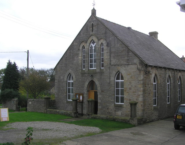 Hamsterley Methodist Chapel