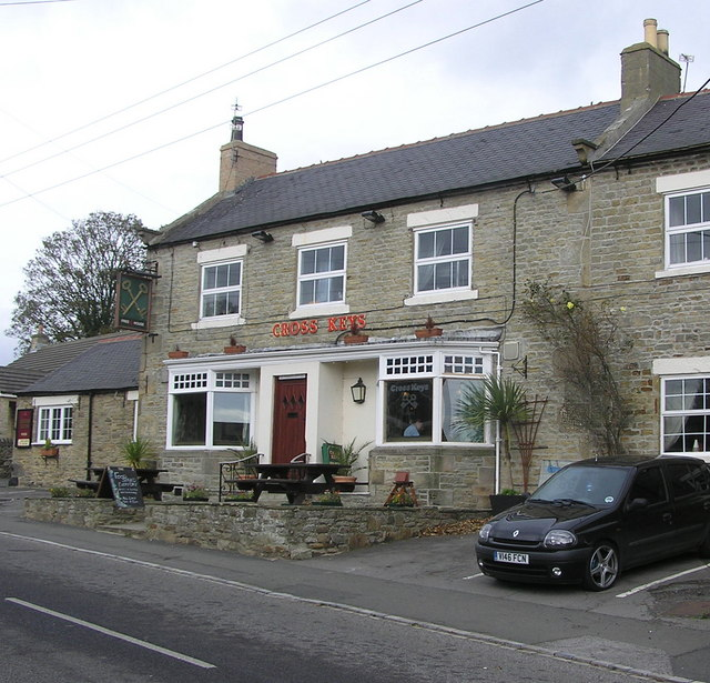 The Cross Keys : Hamsterley