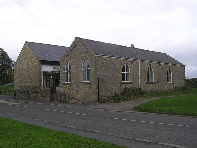 Village Hall : Hamsterley