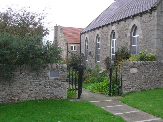 Hamsterley Baptist Church