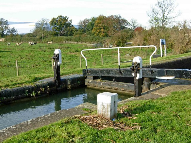 Wootton no. 14 Lock, Grand Union Canal