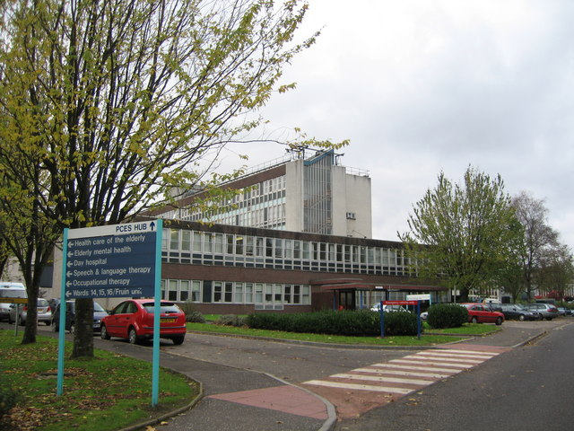 The Vale of Leven Hospital