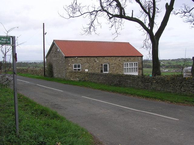New Blue House : Morley
