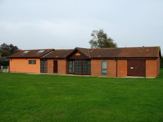 The Leo Coles Pavilion