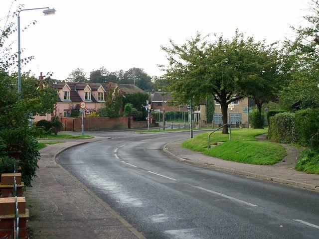 Bradwell Village.
