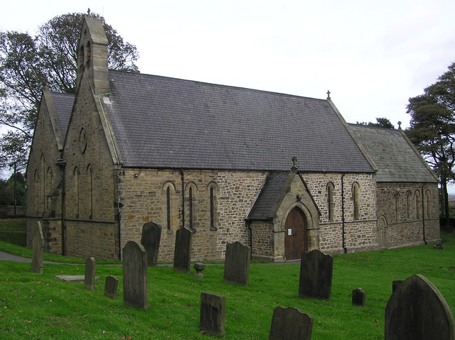 Church of St Mary, Cockfield