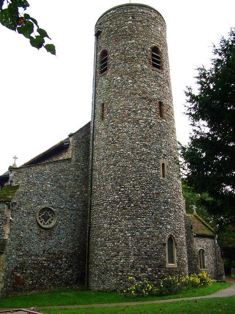 St Nicholas Church, Bradwell