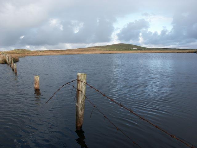 Loch near Claddach, Islay