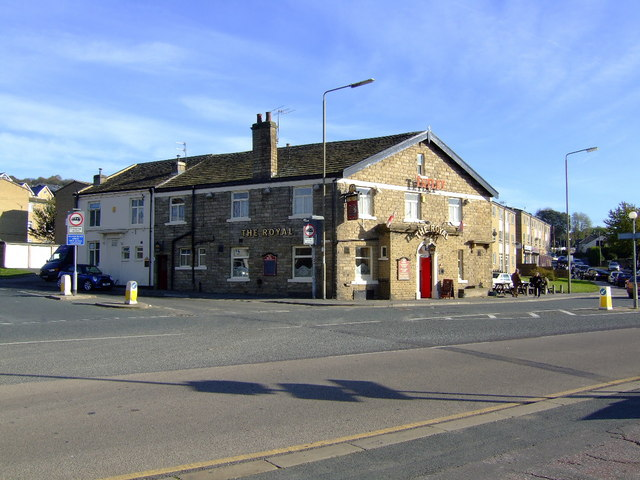 The Royal, Crossflatts, Bingley