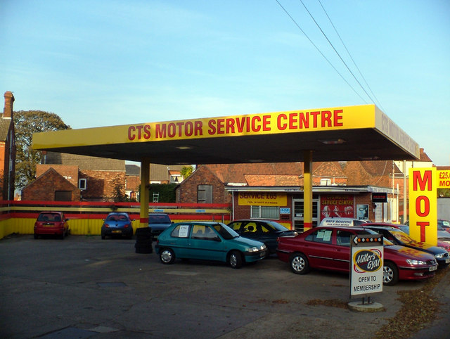 CTS Motor Service Centre