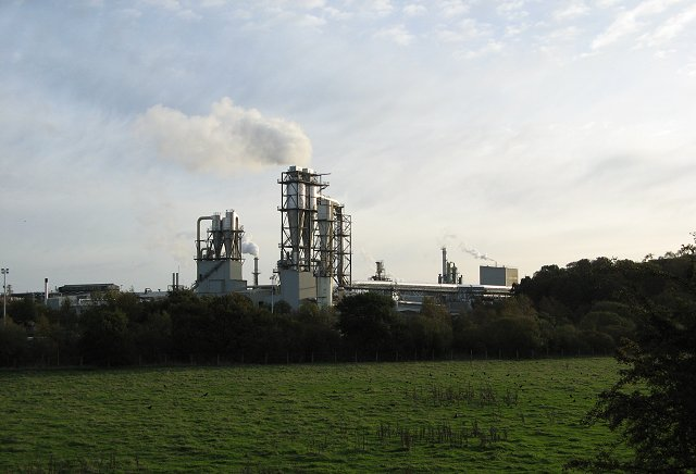 Industrial area, Cowie