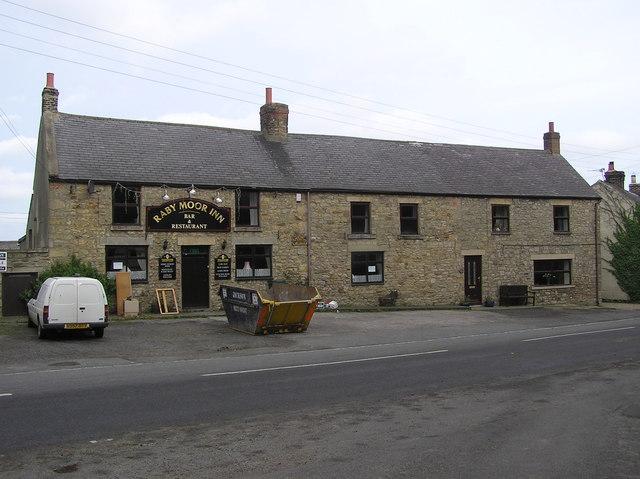 Raby Moor Inn : Burnt Houses