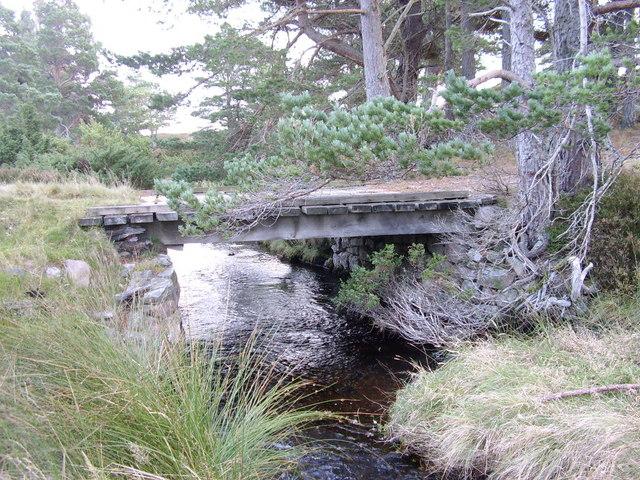 Bridge over An Leth-allt