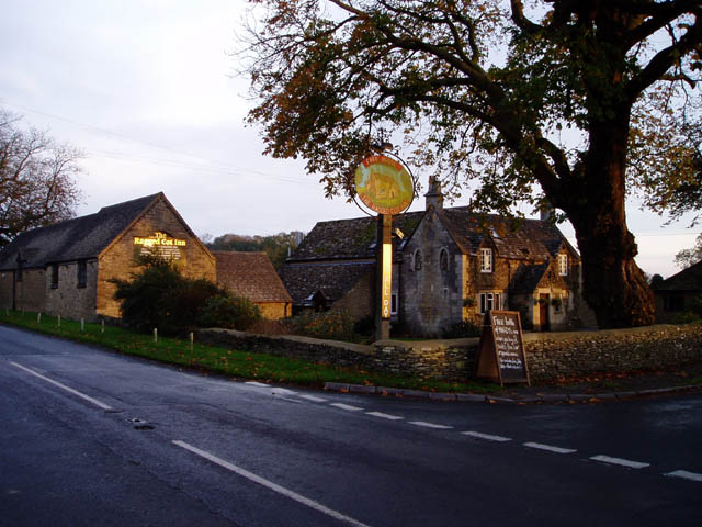 The Ragged Cot Inn, near Minchinhampton