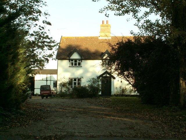 Farmhouse at Kettles Farm