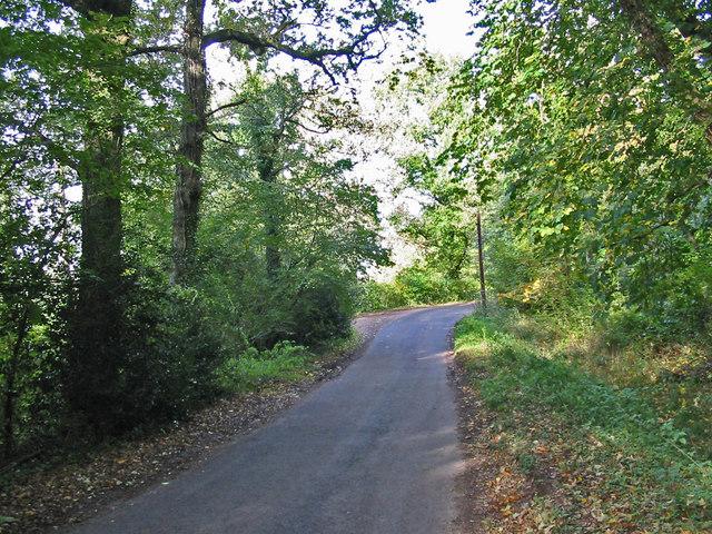 Moot Lane Woodgreen Hampshire